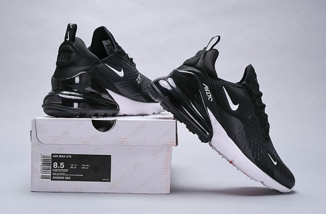 d6008f3c091e8 Nike Air Max 270 Black/Anthracite/White/Solar Red - AH8050 002 Women's Men's  Casual Shoes NIKE-ST004824 | WithTheSale.com