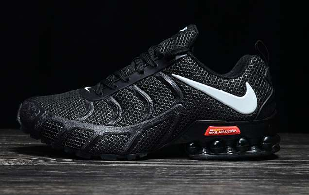 new concept a619b ce677 Nike Air Shox KPU 2019 Black White Men s Running Shoes NIKE-ST004538