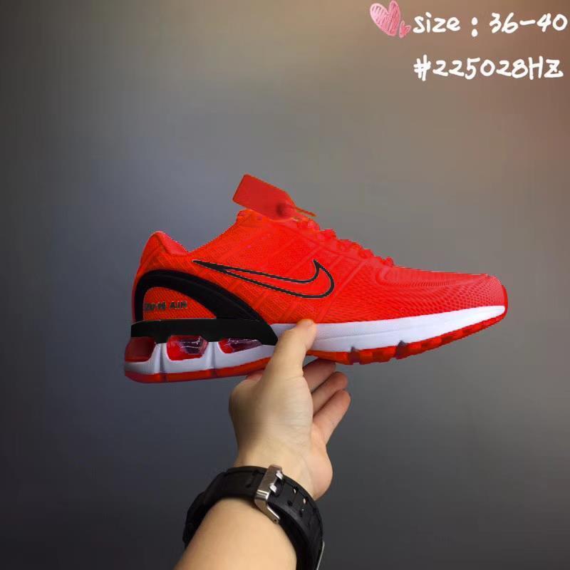 newest acf97 2918f Nike Air VaporMax Flyknit 5K Kpu University Red Black White Men s Running  Shoes