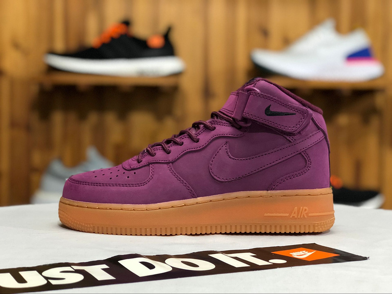 air force 1 bordeaux