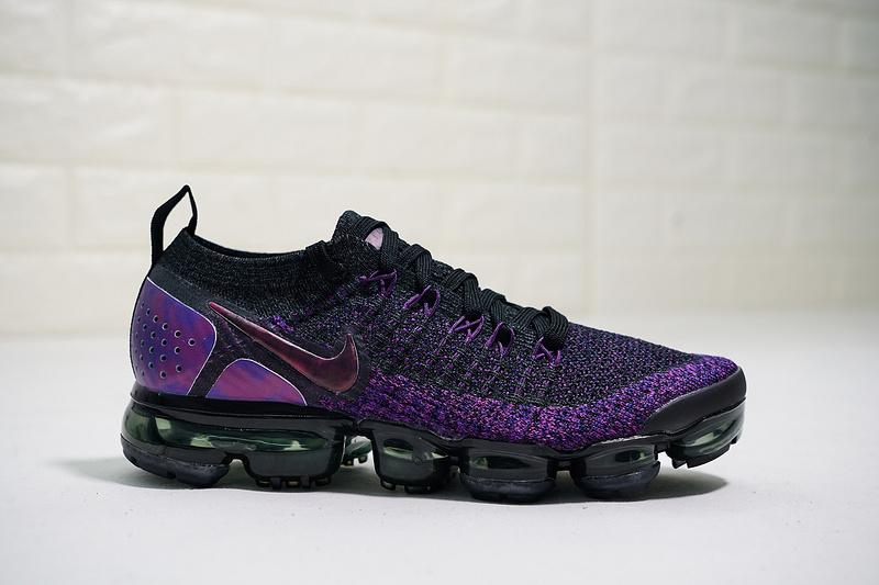 daa004985 Nike Air Vapormax Flyknit Lava Violet 942843 013 Women s Men s Running Shoes  942843-013