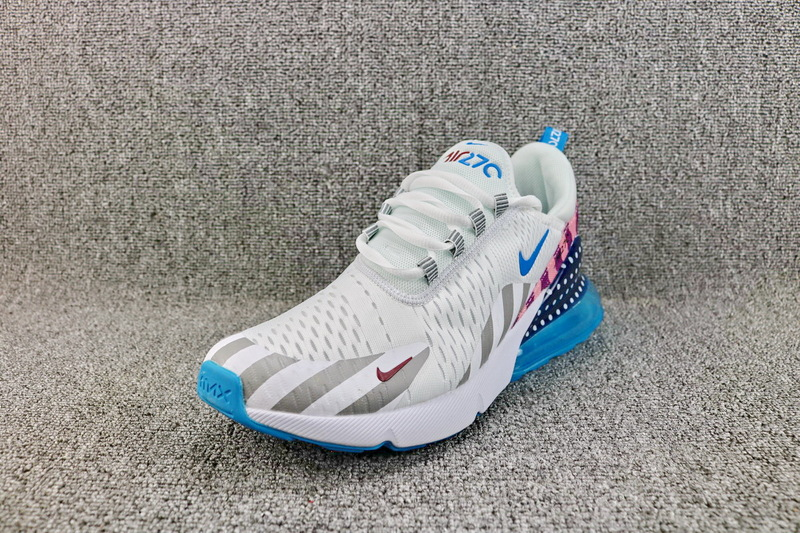 9cde7bd82 Piet Parra x Nike Air Max 270 White Red Moon AH6789 020 Women's Men's  Casual Shoes