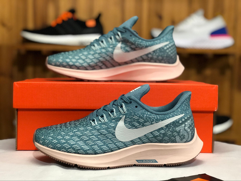 5052ac8826d65 Women s Casual Shoes Nike Air Zoom Pegasus 35 Obsidian Deep Royal Blue Summit  White