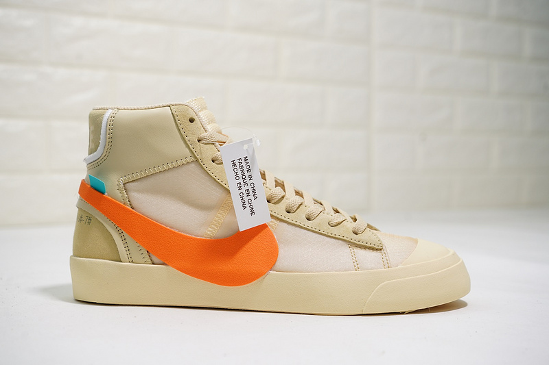 brand new 12f53 5e727 Off-White x Nike Blazer Mid All Hallow s Eve ...