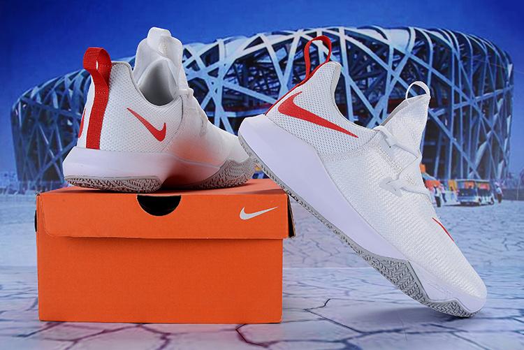 61ee2de87f70 Nike Zoom Shift 2 EP II Bright Crimson White AR0459-100 Men s Basketball  Shoes
