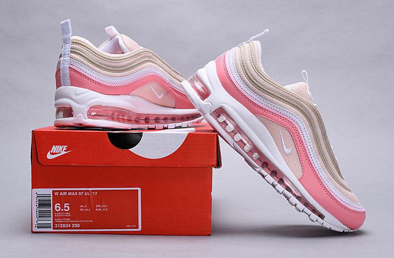Nike Air Max 97 Premium Particle Beige   Summit White 312834 200 ... e36b901c3