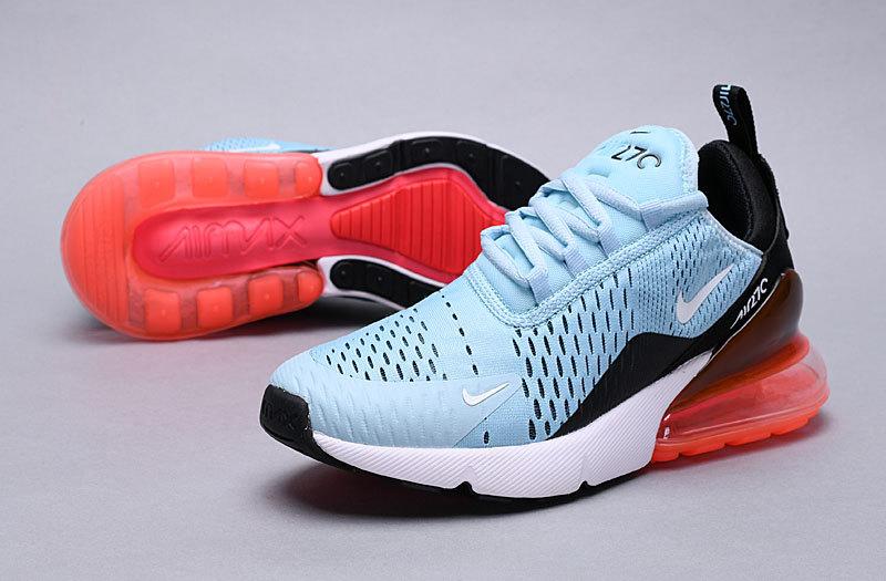 Nike Air Max 270 Ocean Bliss ocean blisswhite black AH6789 400 Women's Casual Shoes AH6789 400A