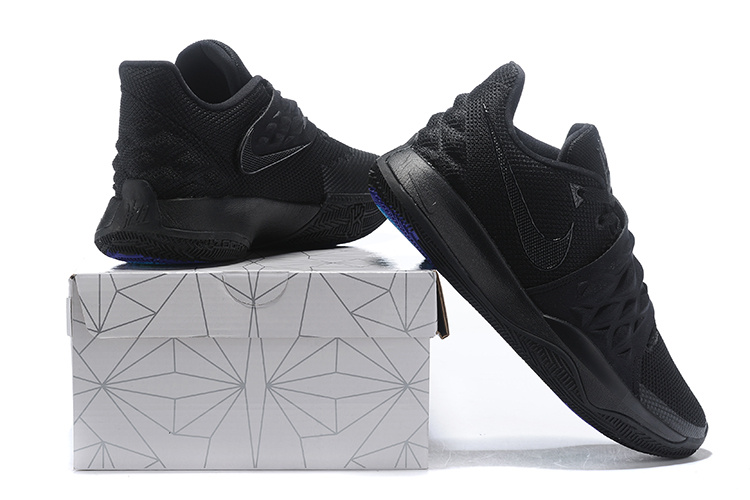 9fc5964a133 Nike Kyrie Low Black Anthracite Triple Black AO8979-004 Men s ...