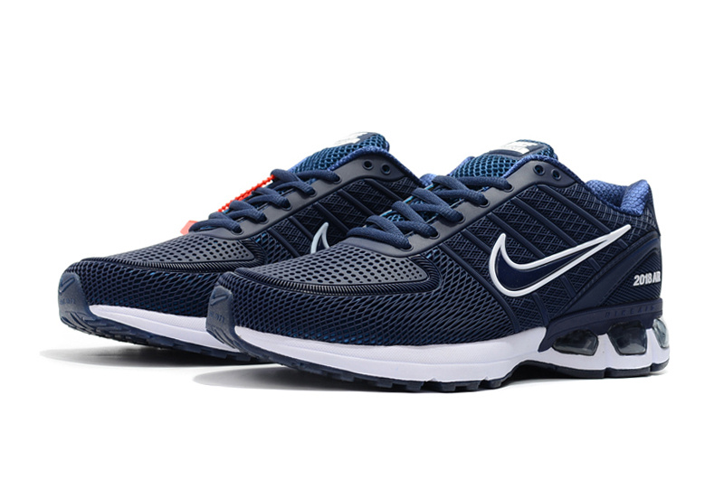 Nike Air Max 5K KPU Navy Blue White Men s Running Shoes NIKE ... 07ddab1d1