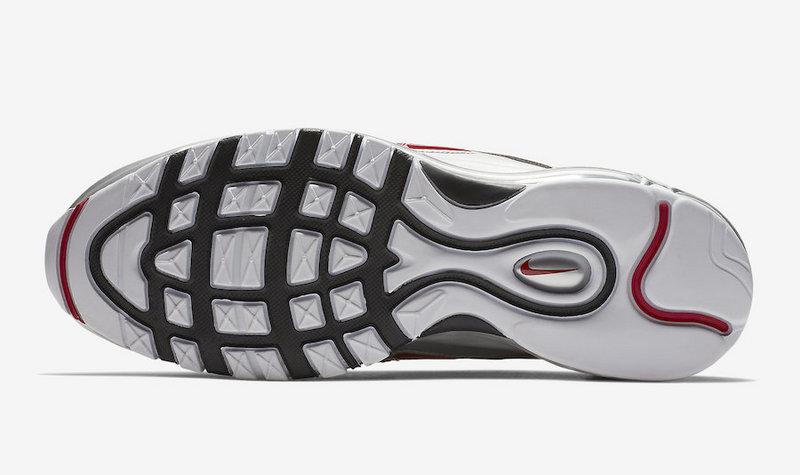 93546f32 Nike Air Max 97 'Black/Metallic Silver' AT5458-001 Women's Men's Winter