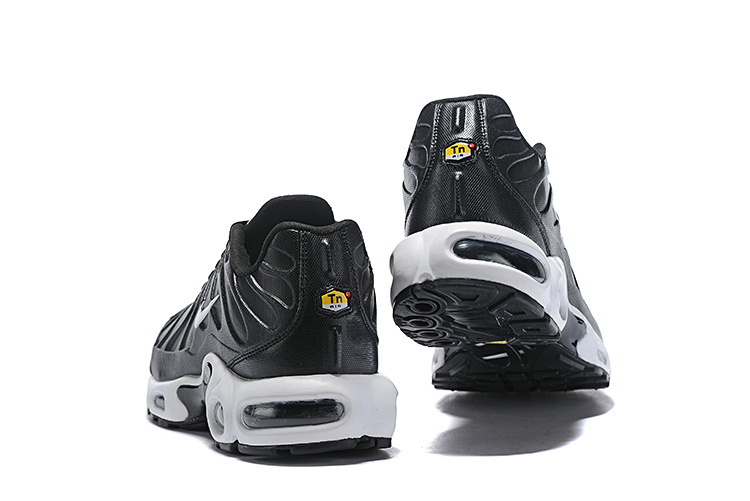 new arrival bc3cf b77da Wholesale Nike Air Max Plus SE TN Black White Women s Men s Running Shoes