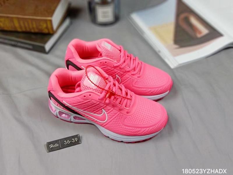 e1ad293f5f2 Nike Air VaporMax Flyknit 5K Kpu Pink White Black Women s Running Shoes