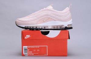 Nike Air Max 97 Barely Rose 921733-600 Women s Casual Shoes f7c6a49b7