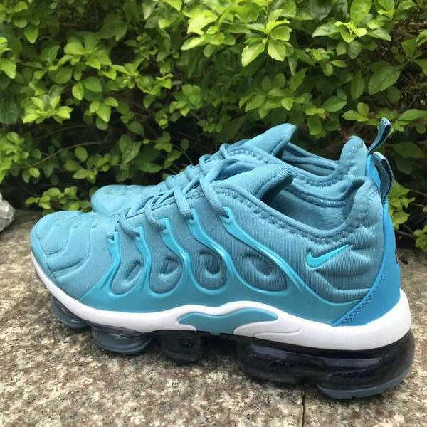 lowest price a2cad 927f6 Nike Air VaporMax Plus TN Sky Blue White Men's Running Shoes NIKE-ST005162