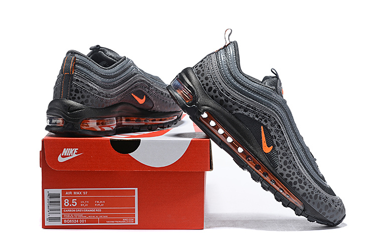 Men s Nike Air Max 97 Safari Off Noir Orange Terrace Thunder Grey  BQ6524-001 Boys Casual Shoes BQ6524-001  94f0ec224