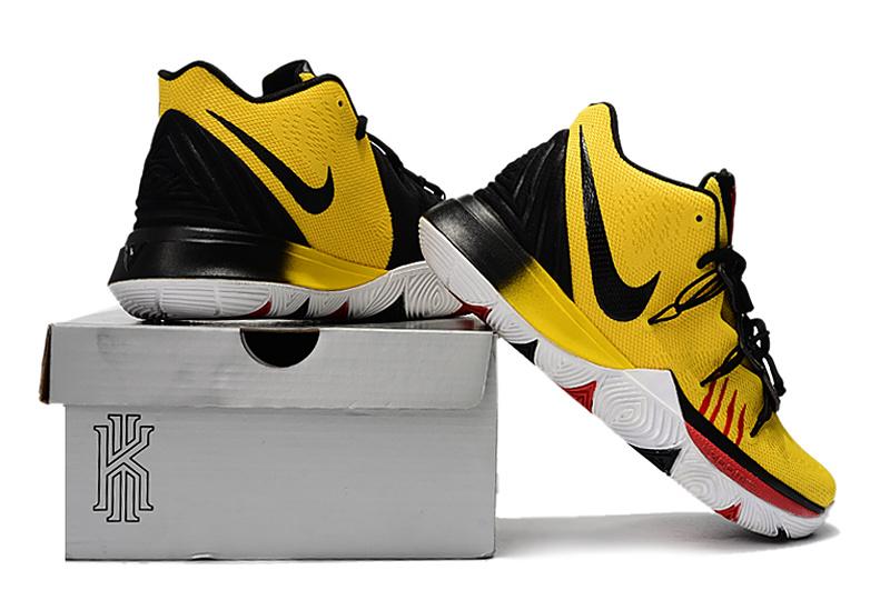 the latest fb397 30ddf Nike Kyrie 5 Mamba Mentality