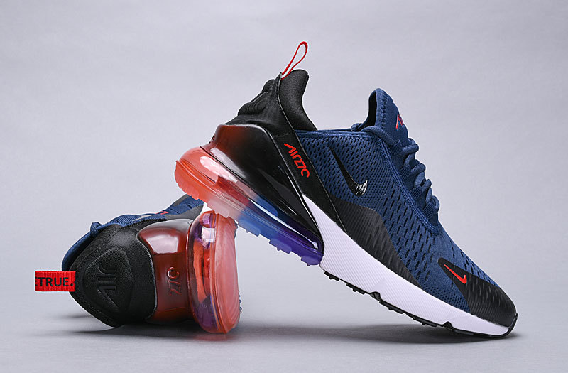 pretty nice 8c9ab 61186 Nike Air Max 270 oil grey/oil grey-habanero red AH8050 023 Women's Men's  Casual Shoes AH8050-023