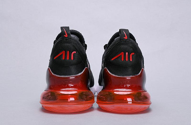 Nike Air 270 Nike Air Max 270 Wine Red Black White Latest