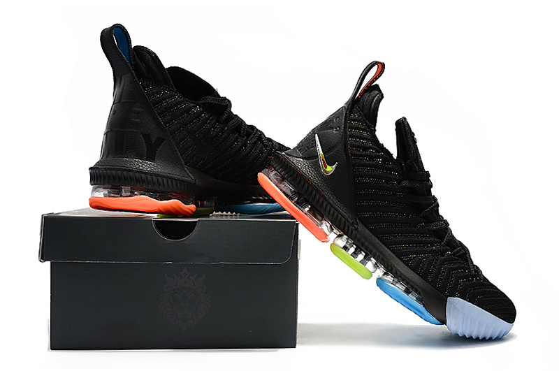 quality design 2deb8 ad5c4 Nike LeBron 16 Men's Basketball Shoes