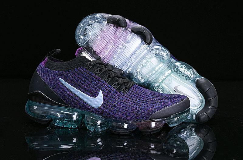 8c47f4351f Nike Air Vapormax Flyknit 2019 Multi-Color AJ6900-007 Women's Men's Running  Shoes