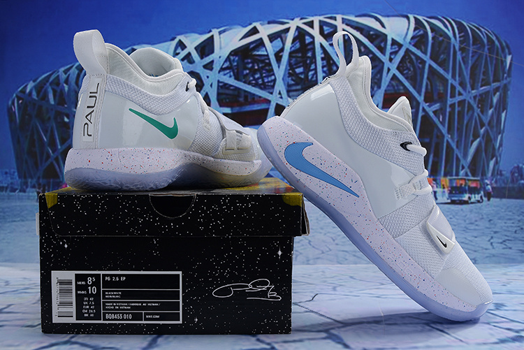 quality design 26269 82337 Paul George Nike PG 2. 5 Sony PlayStation Multi Color Men's Basketball  Shoes NIKE-ST005023