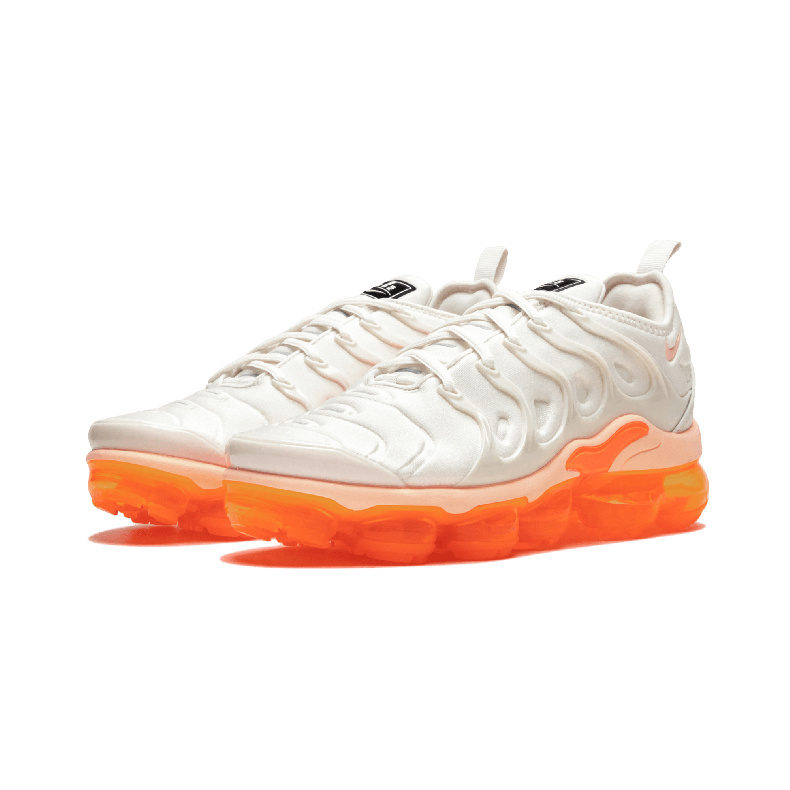 brand new 93b91 32f65 Nike Air VaporMax Plus Phantom/Total Orange/Black/Crimson Tint AO4550-005  Women's Running Shoes AO4550-005