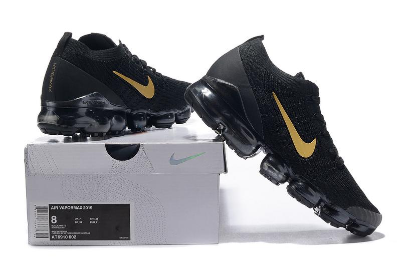 new product 53f5d 3c9c6 Nike Air Vapormax Flyknit 2019 Black ...