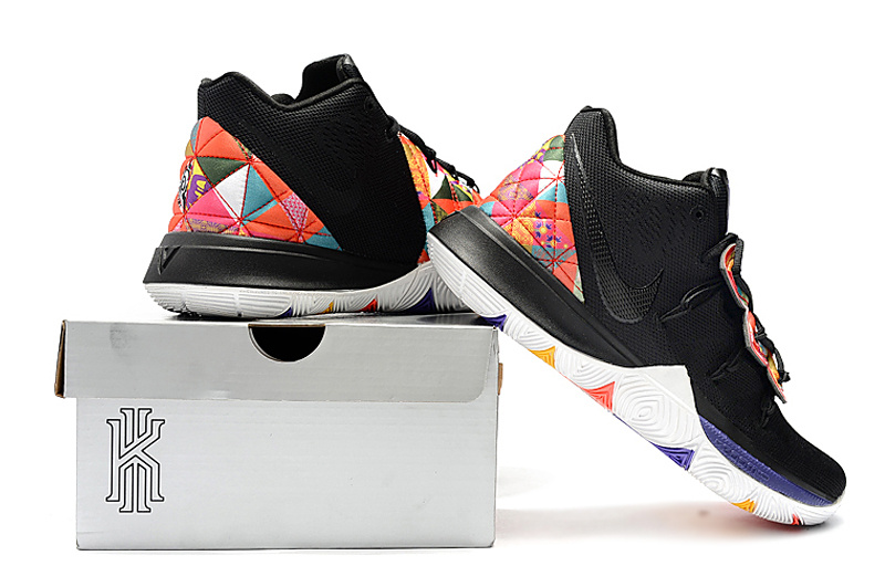 4d64fb7c256 Nike Kyrie 5 Multi-Color Men s Basketball Shoes NIKE-ST005087 ...