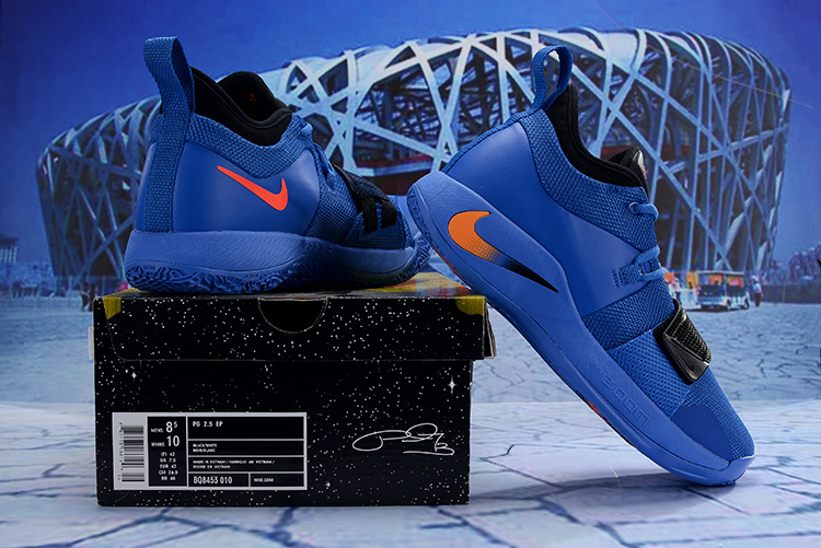 super popular 1297f 27774 Paul George Nike PG 2.