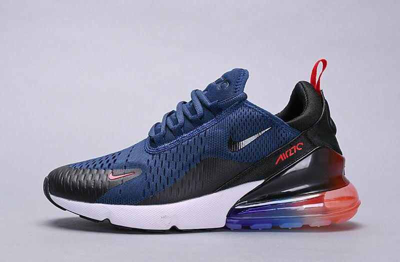 480392ac5c52d Nike Air Max 270 oil grey/oil grey-habanero red AH8050 023 Women's Men's  Casual Shoes AH8050-023