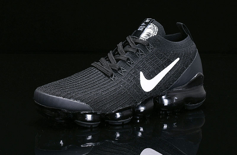 new arrival 739ff 37230 Nike Air Vapormax Flyknit 2019 Black White AJ6900-001 Women's Men's Running  Shoes AJ6900-001