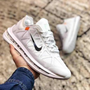 311118ed8c0e2 Men s Nike Air Max UL 20 IGNITE LIMITIESS Boost Max White Black Casual Shoes  Sneakers