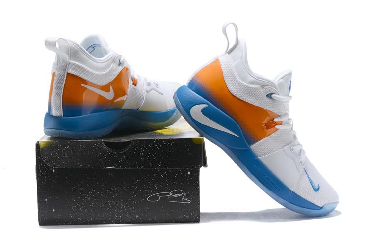 new concept 879fc 181e8 Nike PG 2