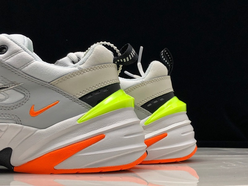 sale retailer 09f2e 4e70d Nike M2K Tekno Volt Orange AV4789-004 Men s Casual Shoes Sneakers