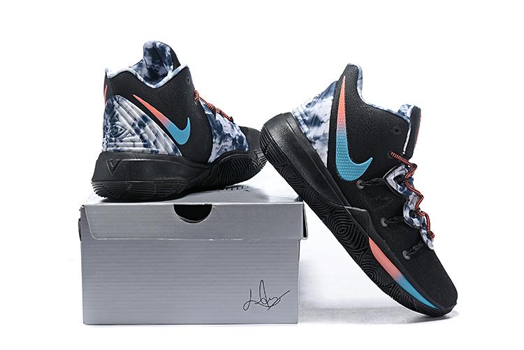Nike Kyrie 5 Black   Colorful Men s Basketball Shoes NIKE-ST005309 ... 4c4b62c4d