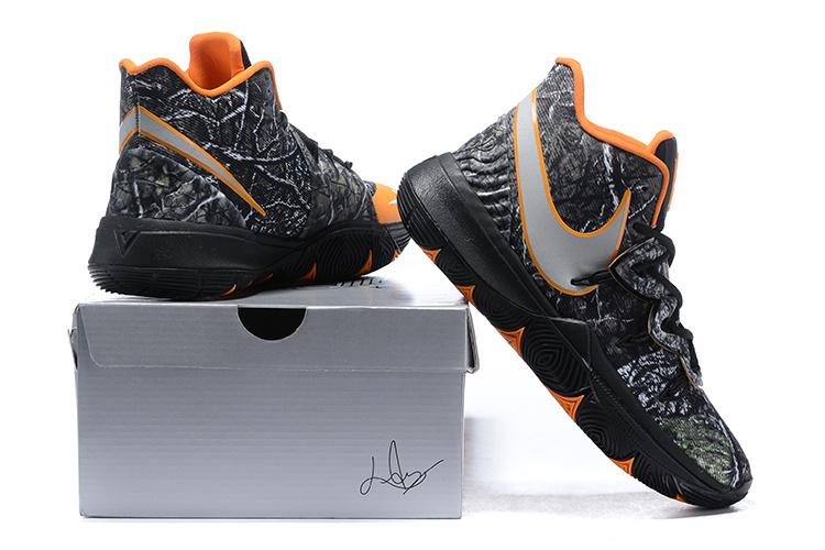 d49f0c8b9d37 Nike Kyrie 5 Multi-Colour Multi-Colour AO2918-902 Men s Basketball ...