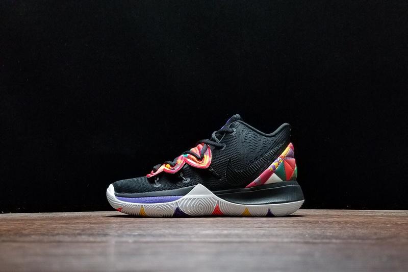 c671b3dff0f Nike Kyrie 5 Black AO2919-010 Men s Basketball Shoes AO2919-010 ...