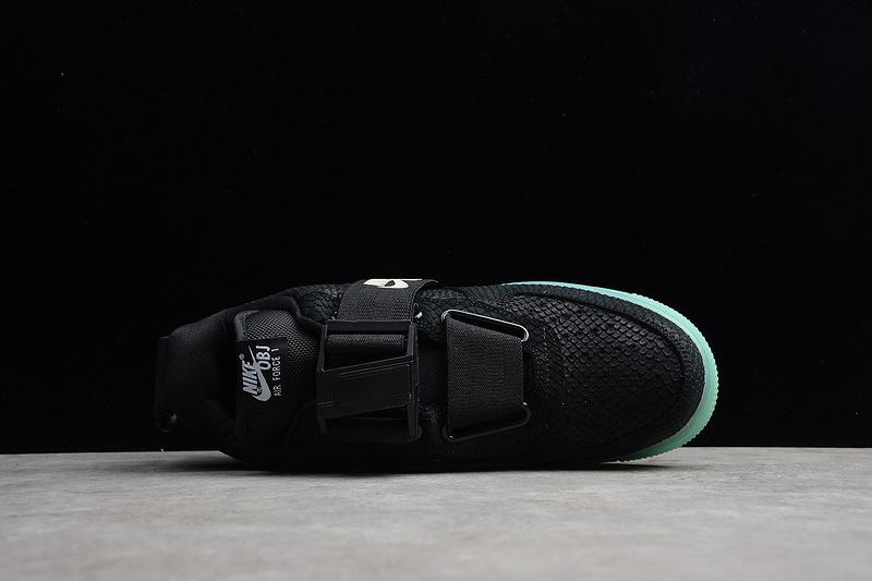 premium selection 6968b e6327 Nike Air Force 1 Utility 'OBJ' AV2040-001 Men's Sneakers AV2040-001