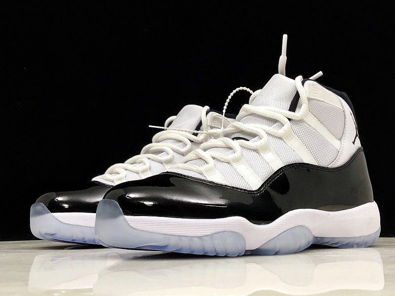 cheap for discount c44ff eb6af Nike Air Jordan Retro 11 Concord 378037-100 Mens Athletic Basketball Shoes  378037-100