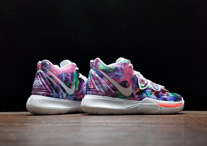 d20032eb35e Nike Kyrie 5 Tie Dye AO2919-107 Men s Basketball Shoes AO2919-107 ...