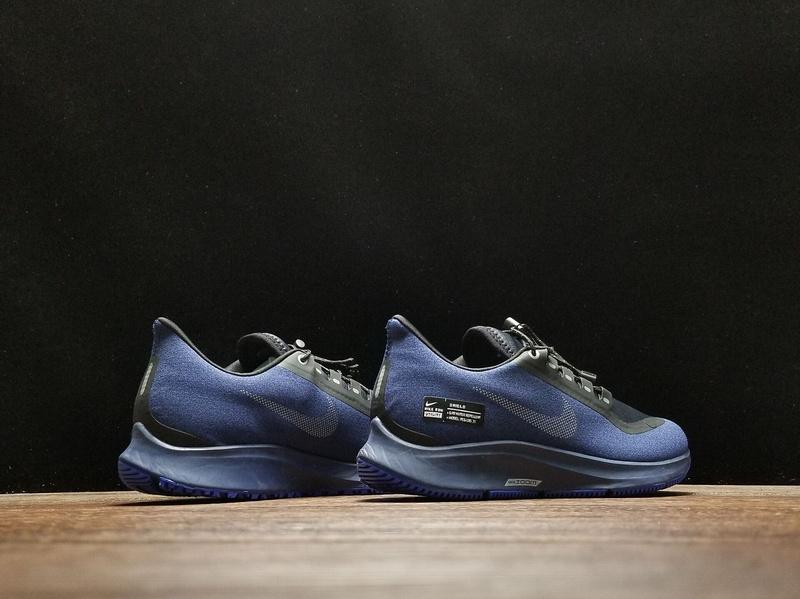 0fa9e85ea7c8a Men s Casual Shoes Nike Air Zoom Pegasus 35 Shield Bule AA1643-003 ...