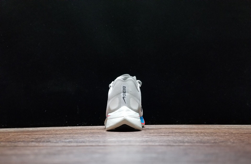 Nike Vaporfly flyknit 4% White Bule 880847 004 Men's Running Shoes NIKE ST005603