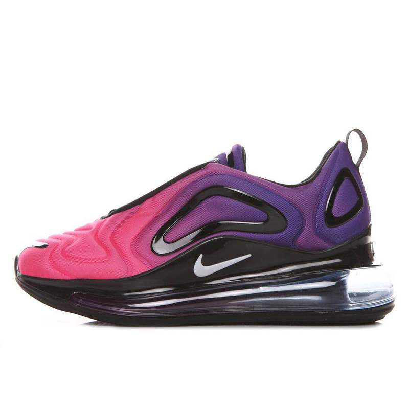 4381aee64059 Nike Air Max 720 Pink Purple Women s Casual Shoes NIKE-ST005558 ...