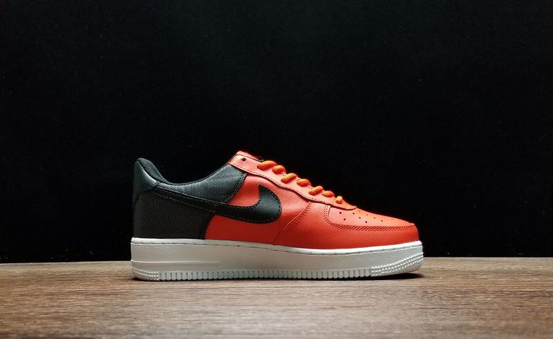 the latest 48d93 56b7f Nike Air Force 1  07 LV8 Premium AV8363-600 Womens Men s Sneakers