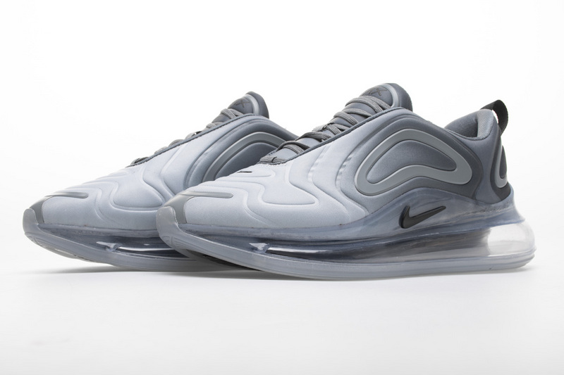 "Nike Air Max 720 ""Carbon Grey"" Cool GreyBlack Wolf Grey For"