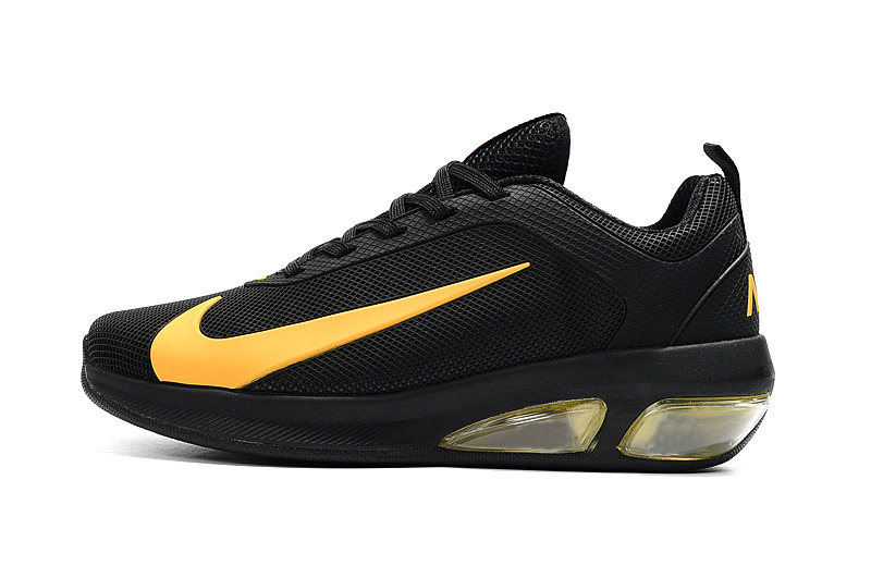 detailed look c8daf 7e284 Nike Air Max 2019 Black Gold Men's Running Shoes NIKE-ST005670 ...