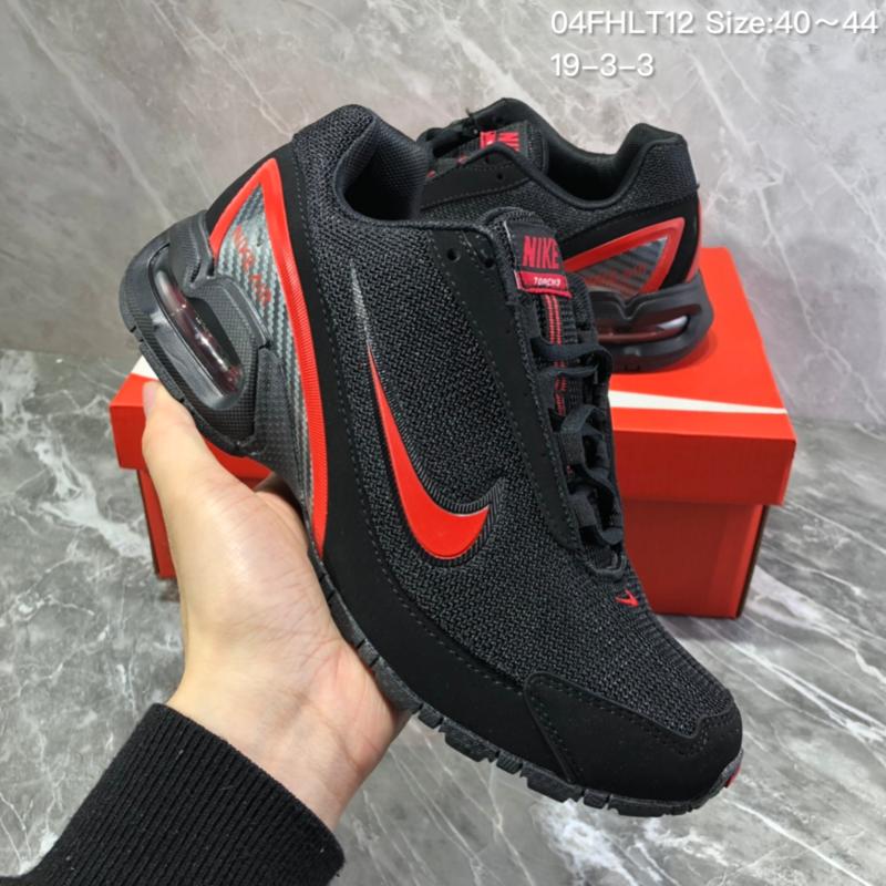 f507f8c4b Nike Air Shox 2019 Black RED Men s Running Shoes NIKE-ST005655 ...