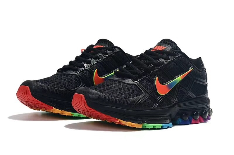 low priced 7a491 38b16 Nike Air Max 2019 Black Red Men's Running Shoes NIKE-ST005774