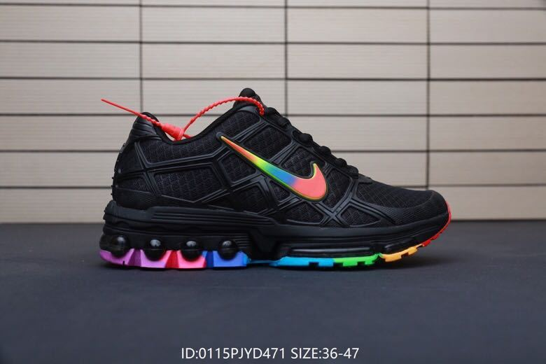 low priced 99e8a 9b319 Nike Air Max 2019 Black Red Men's Running Shoes NIKE-ST005774