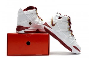 19e90cacaae Nike LeBron Ambassador 10 X Wolf Grey Black White Total Crimson ...
